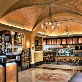 Cheese Cake Factory Restaurant Decor