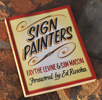 Sign Painters - New Book Release