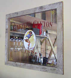 Harper's Canyon Custom Mirror
