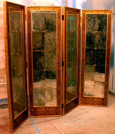 Custom Antique Mirrors