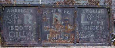 Ralph Lauren Sign 11