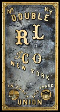 Ralph Lauren Sign