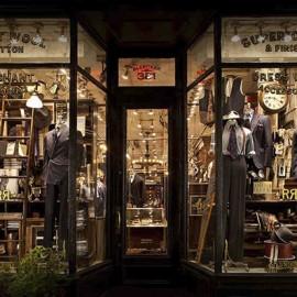 Ralph Lauren New York City Store Front