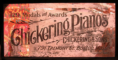 Chickering Pianos